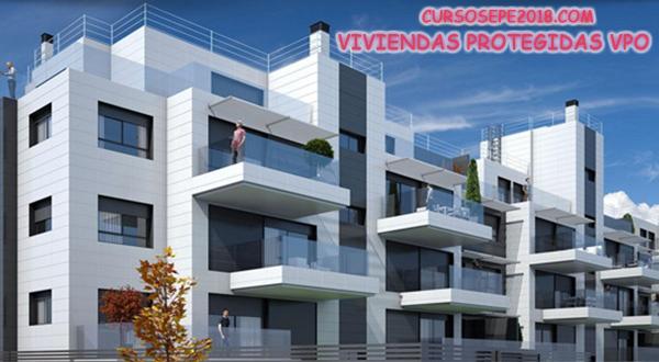 viviendas protegidas VPO
