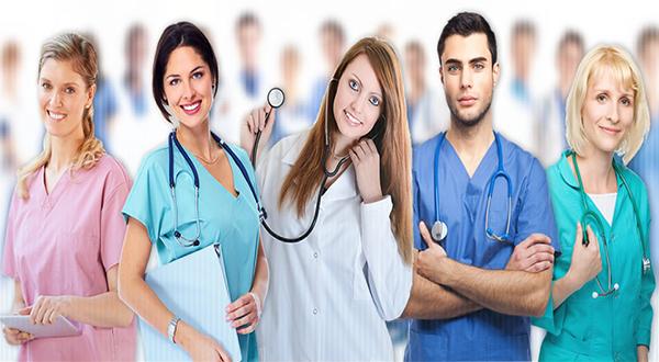 cuerpo de enfermeros
