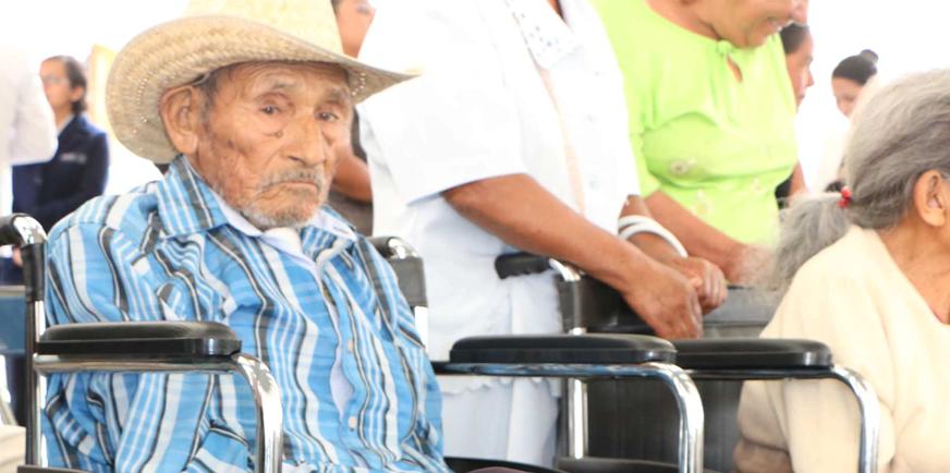 Atencion al anciano discapacitado