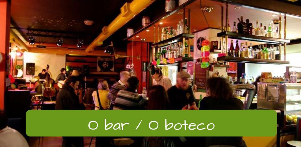 Portugues restauracion y bar