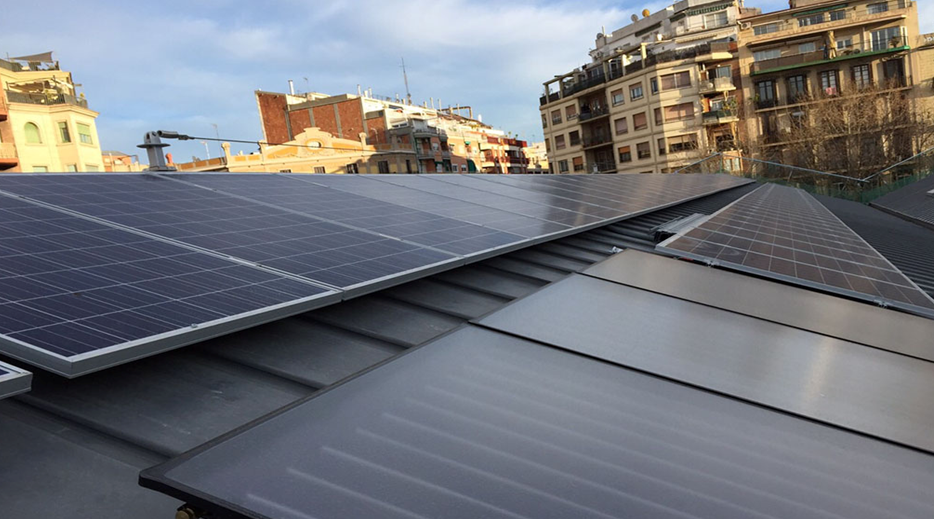 Instalacion solares termicas