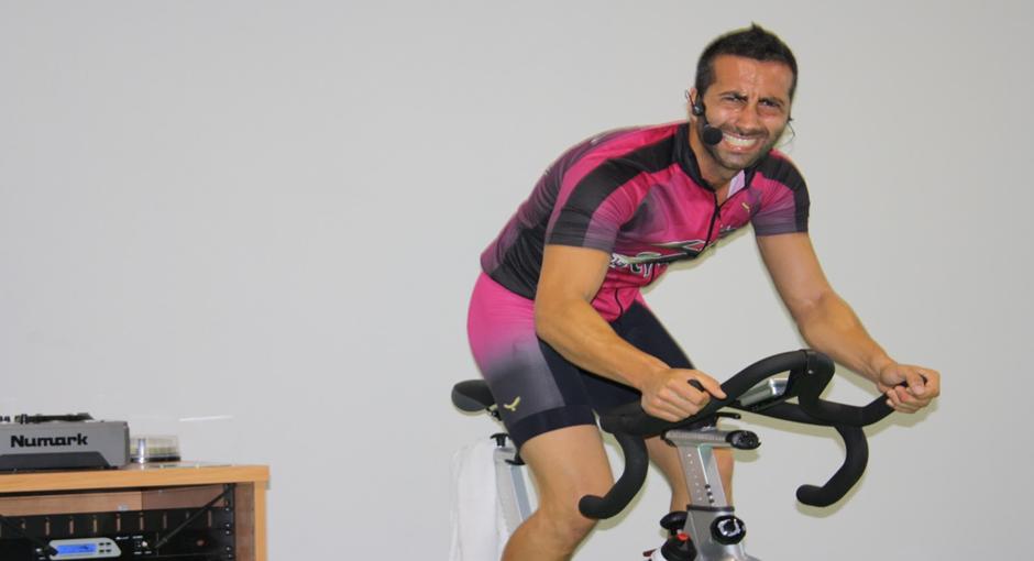 Instructor ciclo indoor