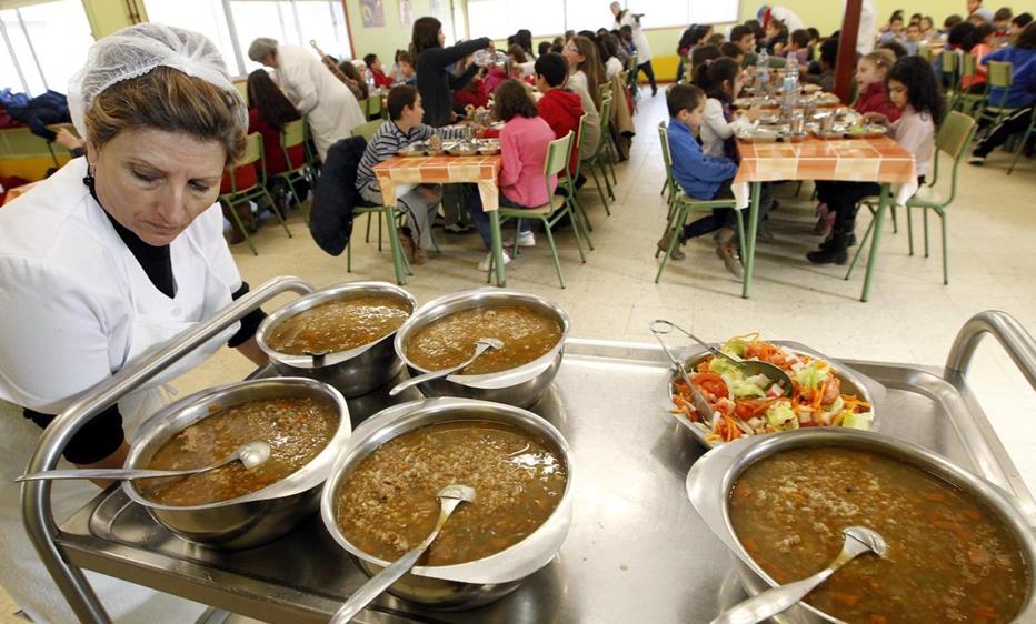Monitor comedores escolares