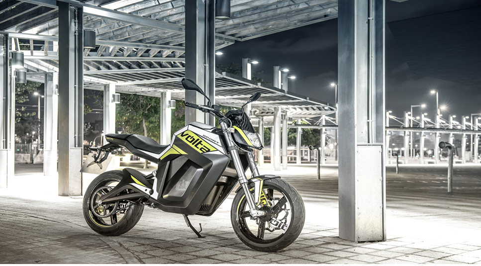 Producción de motocicletas