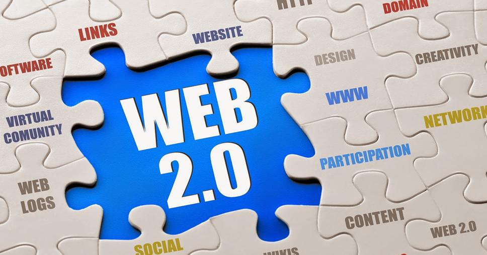REDES SOCIALES WEB 2.0
