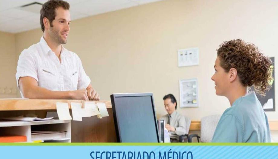 secretariado medico