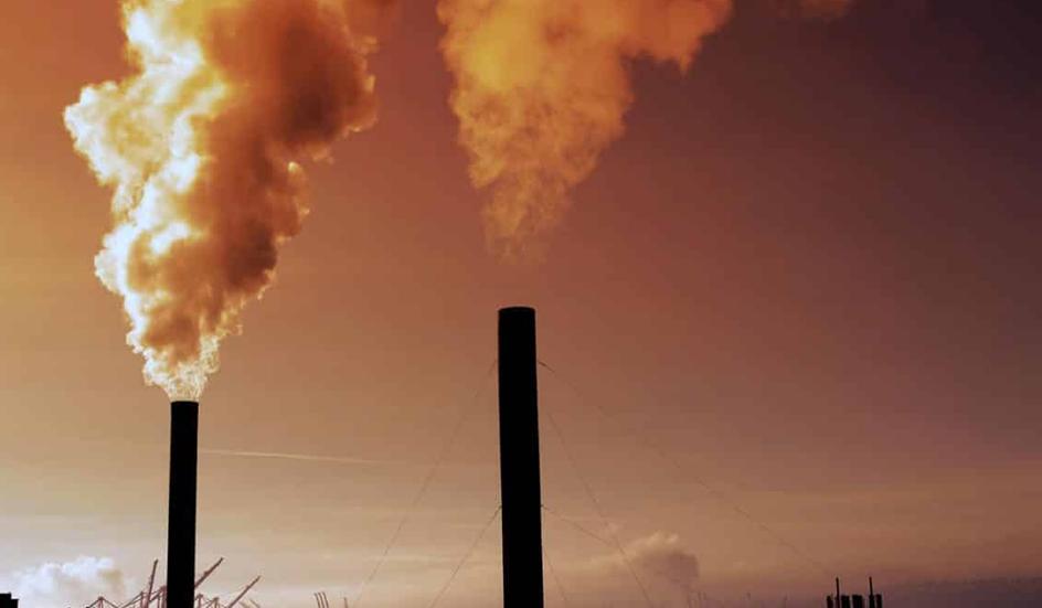 Contaminacion atmosferica acustica