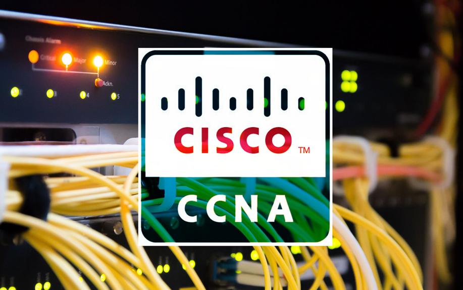 Certificacion Cisco CCNA