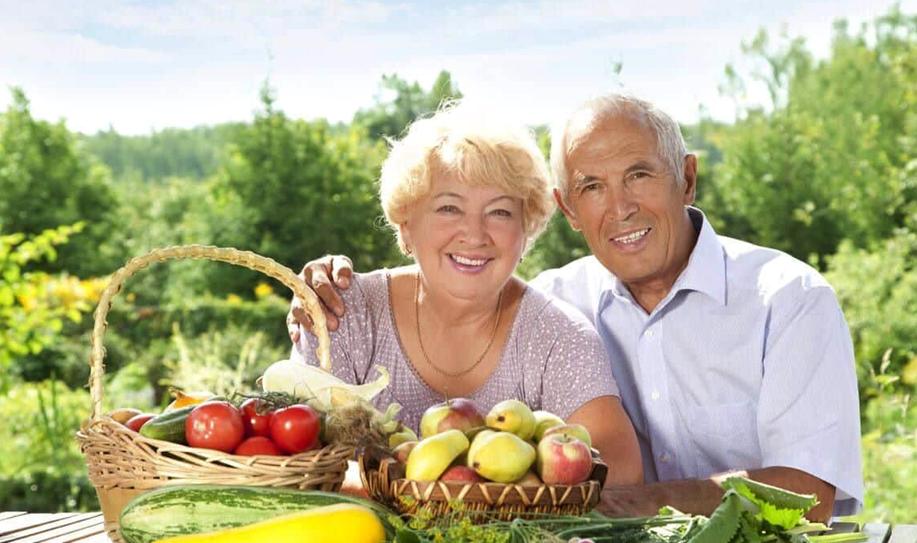 Dietetica y nutricion en la tercera edad