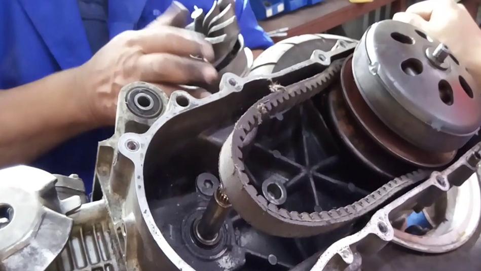 Mecanica de motocicleta profesional