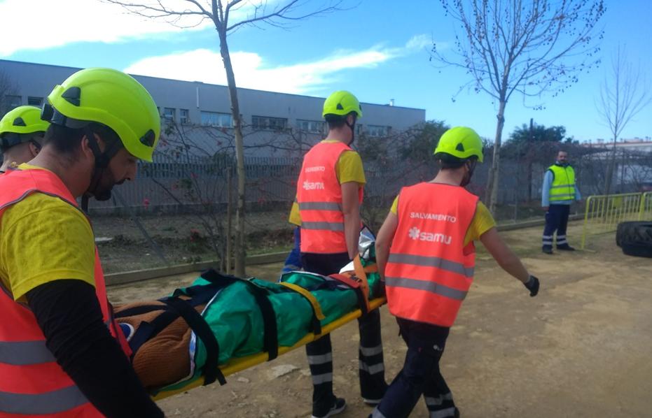 Experto en logística sanitaria en situaciones de atención múltiples víctimas y catástrofes