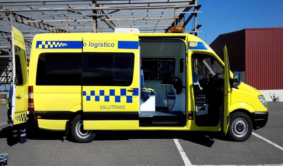 Mantenimiento preventivo del vehículo sanitario