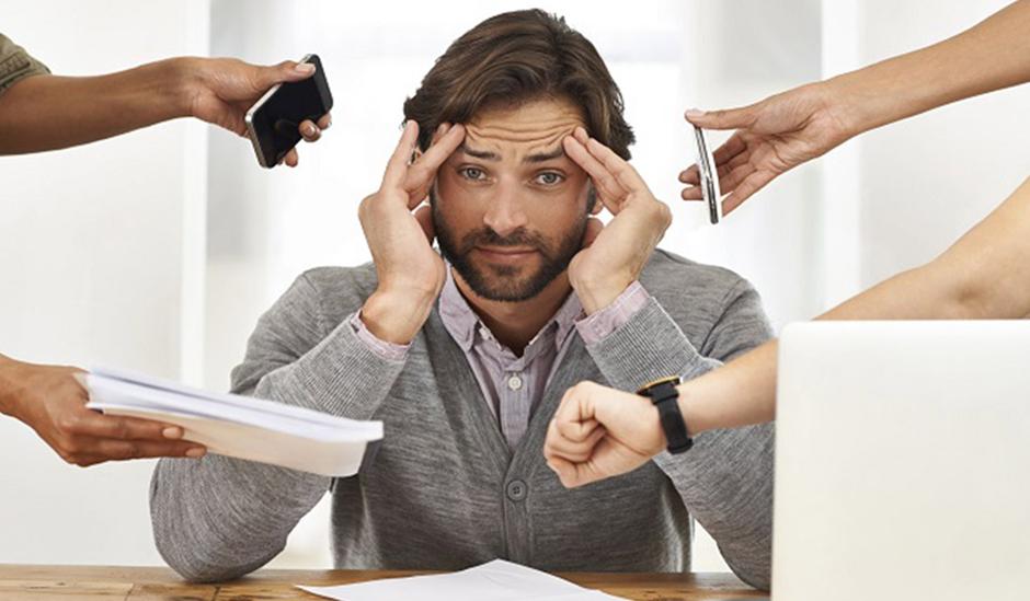 Prevención de riesgos psicosociales control del estrés