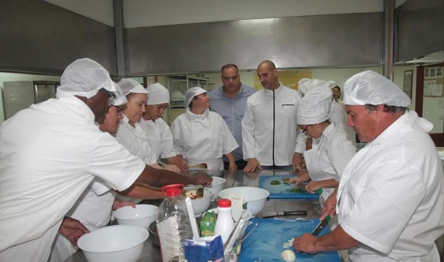 Primeros Auxilios para Cocineros